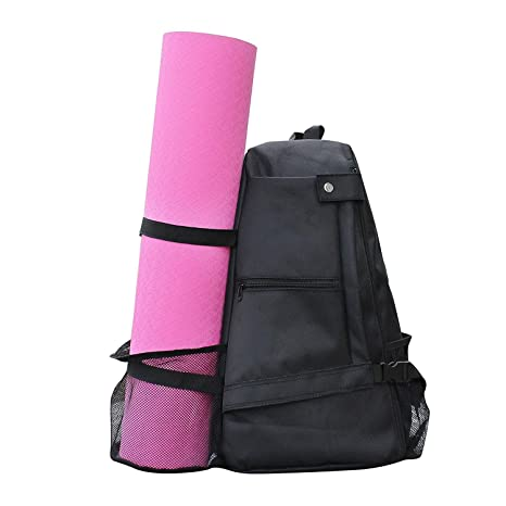 Amazon.com : Aolvo Yoga Mat Bag, Yoga Multi Purpose Cross ...