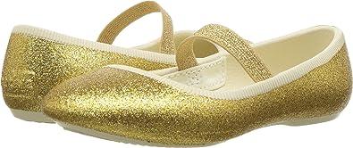 e7c71967011 native Kids Shoes Baby Girl s Margot Bling (Toddler Little Kid) Gold Bling 4