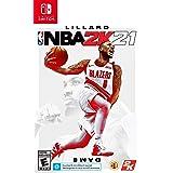 NBA 2K21 - Nintendo Switch - Standard Edition