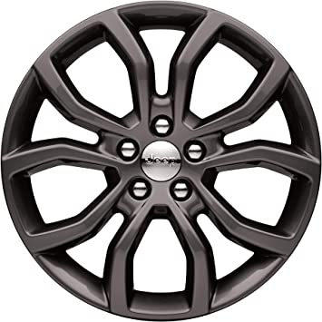 Amazon Com Mopar 82214667ac 18 Granite Crystal Wheel Jeep Compass Automotive