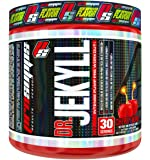 ProSupps Dr Jekyll Intense Pump Pre Workout Pikatropin Free Formula, Cherry Bomb, 11.2 Ounce