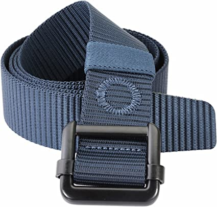 Outdoor Tactical Belt with Safety Buckle NiceShop16 3.8CM Mens Nylon Belts