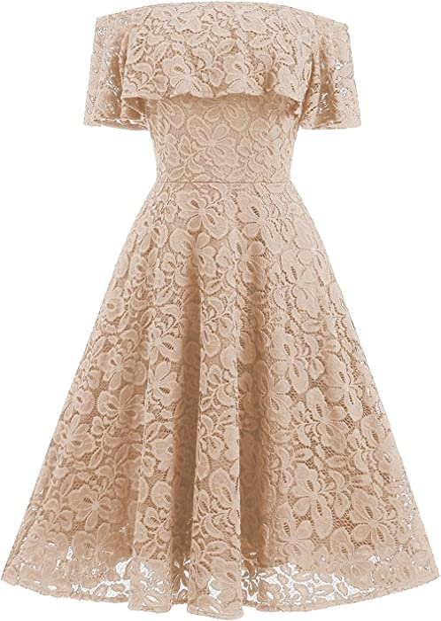 19243e9f9d7 Classic Casual Rustic Country Garden Backyard Wedding Ceremony Dress for  Guest