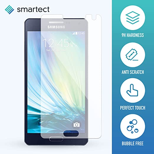 15 opinioni per Samsung Galaxy A5 2015 Pellicola Vetro Temperato • Pellicola Protettiva in Vetro