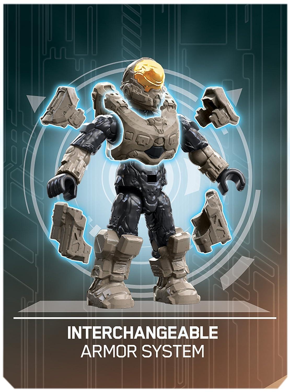 Mega Bloks Halo Dual Mode UNSC Warthog Mattel DPJ92