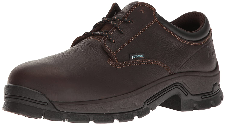 Timberland PRO メンズ Brown Full Grain Leather 10.5 2E US 10.5 2E USBrown Full Grain Leather B01HHJLZ5U