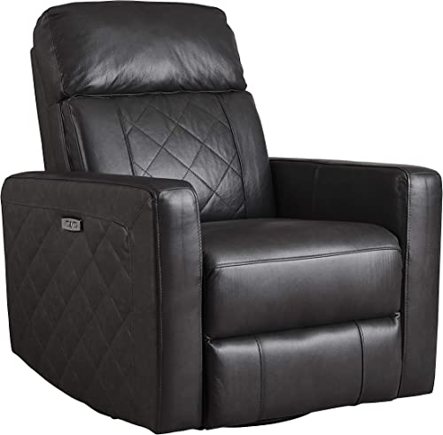 Westwood Design Soho Leather Power Recliner,Oxford Nursery Glider Rocker,