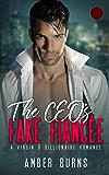 The CEO's Fake Fiancee: (A Virgin & Billionaire Romance) (English Edition)