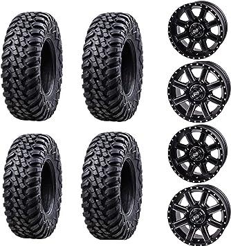 Amazon.com: Paquete de cuatro neumáticos TUSK TERRABITE de ...