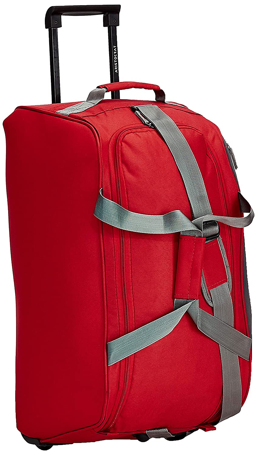 Aristocrat Volt Nxt Polyester 53.5 cms Red Travel Duffle