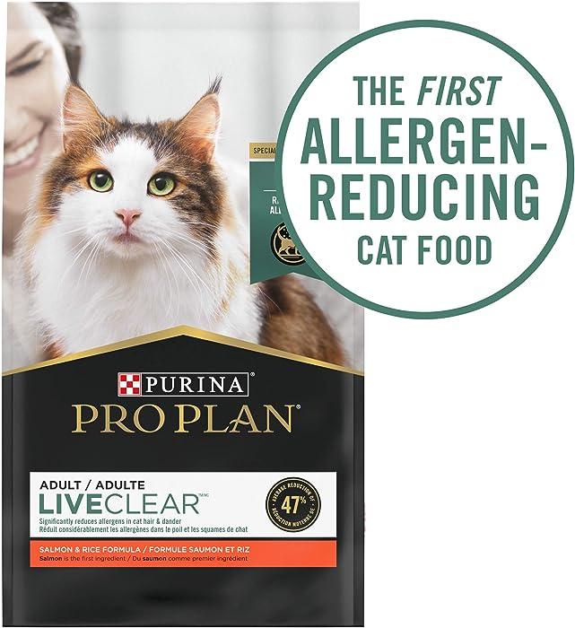 Top 10 Pro Plan Cat Food Salmon