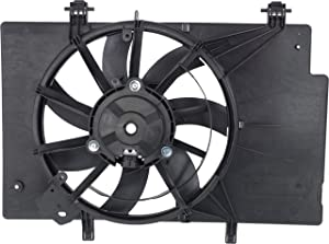 Radiator Fan Assembly for Ford Fiesta 11-16 1.6L Eng. w/A/C
