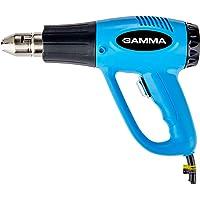 Soprador Térmico com Kit, Gamma Ferramentas G1935K/BR1, Azul