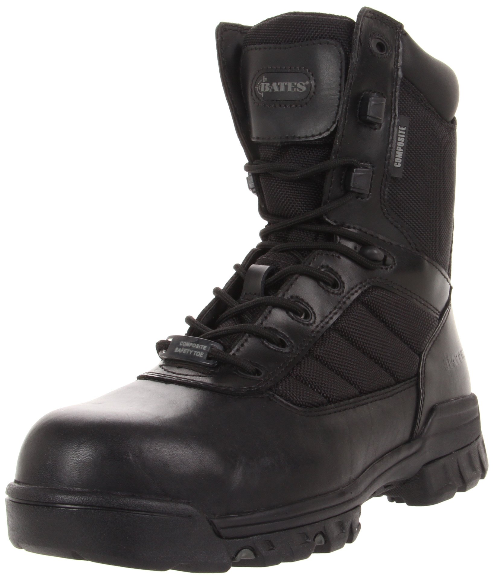 Bates Men's Ulta-lites 8 Inches Tactical Sport Comp Toe Work Boot,Black,11 M US