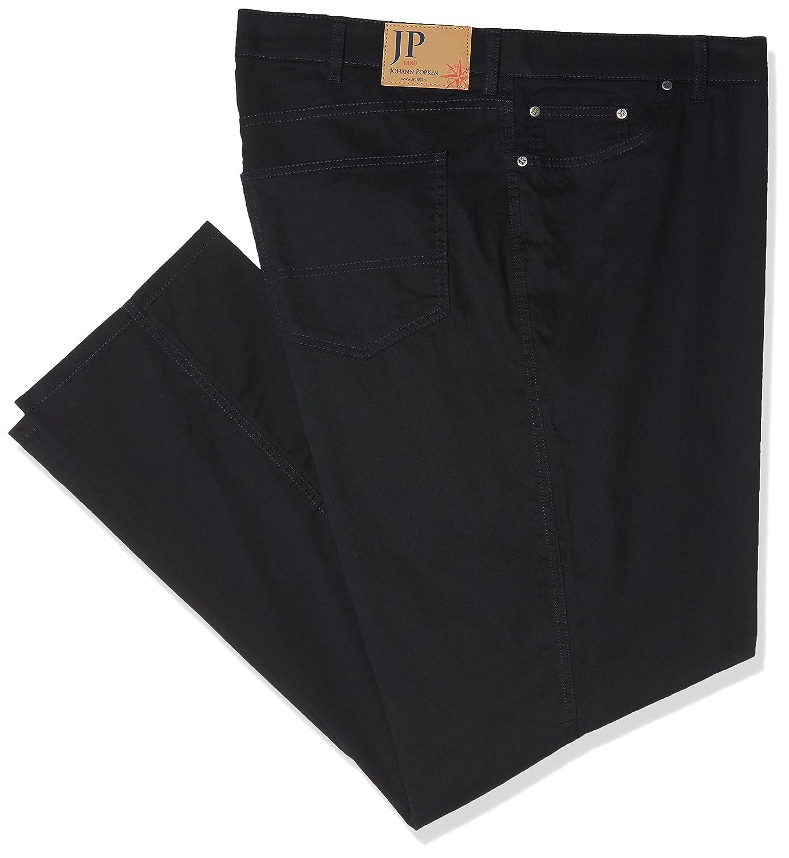 JP 1880 Men's Big & Tall Low Rise 5 Pocket Chinos 716571