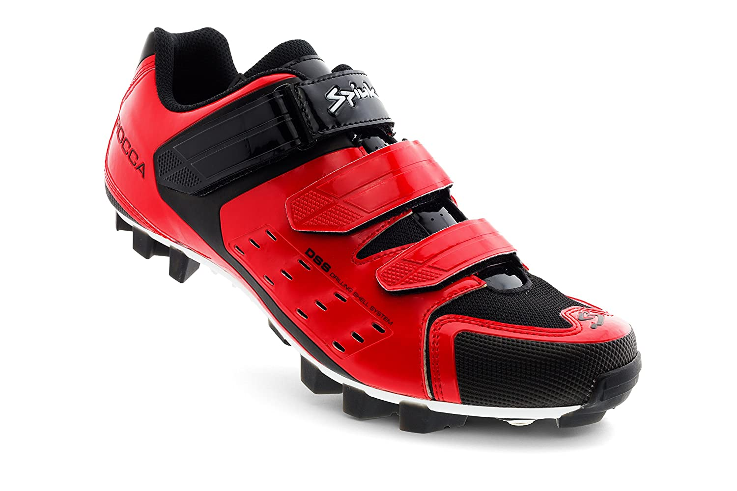 rot Spiuk Rocca MTB Schuh, Unisex