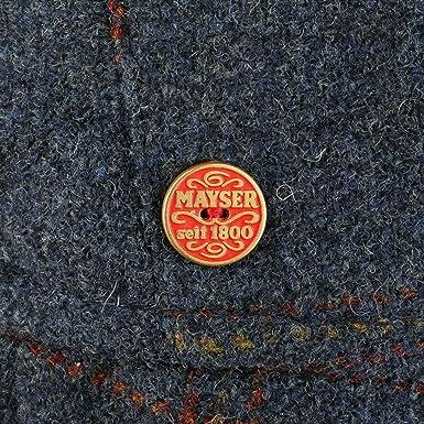 MAYSER Coppola con Paraorecchie Merlino Wool Cappellino in Lana Protezione  Orecchie 56 cm - Blu  Amazon.it  Abbigliamento 5c1d2cdf4de6