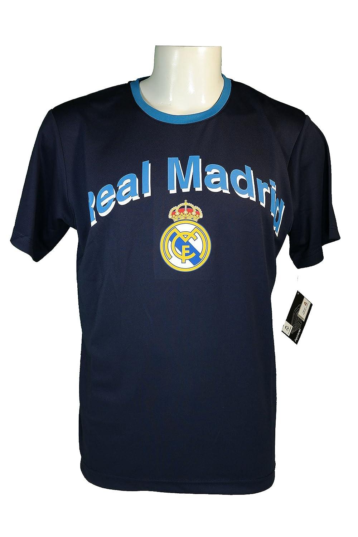 Real Madridサッカー公式大人用サッカートレーニングパフォーマンスPoly Jersey p012 B06XB9D1S1Adult