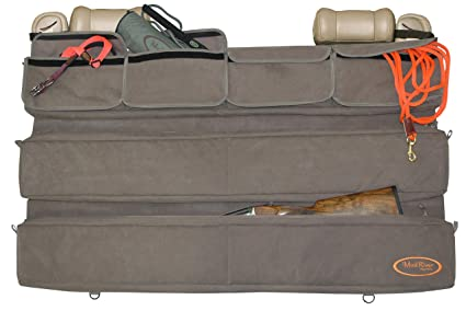 Truck Seat Organizer >> Amazon Com Mudriver 18500 Taupe One Size Mud River Truck Seat