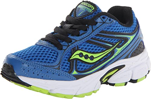 Little Kid//Big Kid Saucony Cohesion 5 Lace Running Shoe