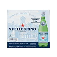 Deals on 12-Pack S.Pellegrino Sparkling Natural Mineral Water 33.8fl oz