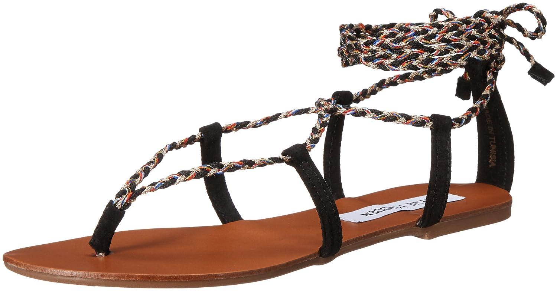 da6f403e775 Steve Madden Women s Werkit Flat Sandal