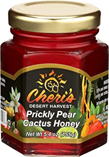 product image for Cheris Desert Harvest, Honey Prickly Pear Cactus, 5.4 Ounce