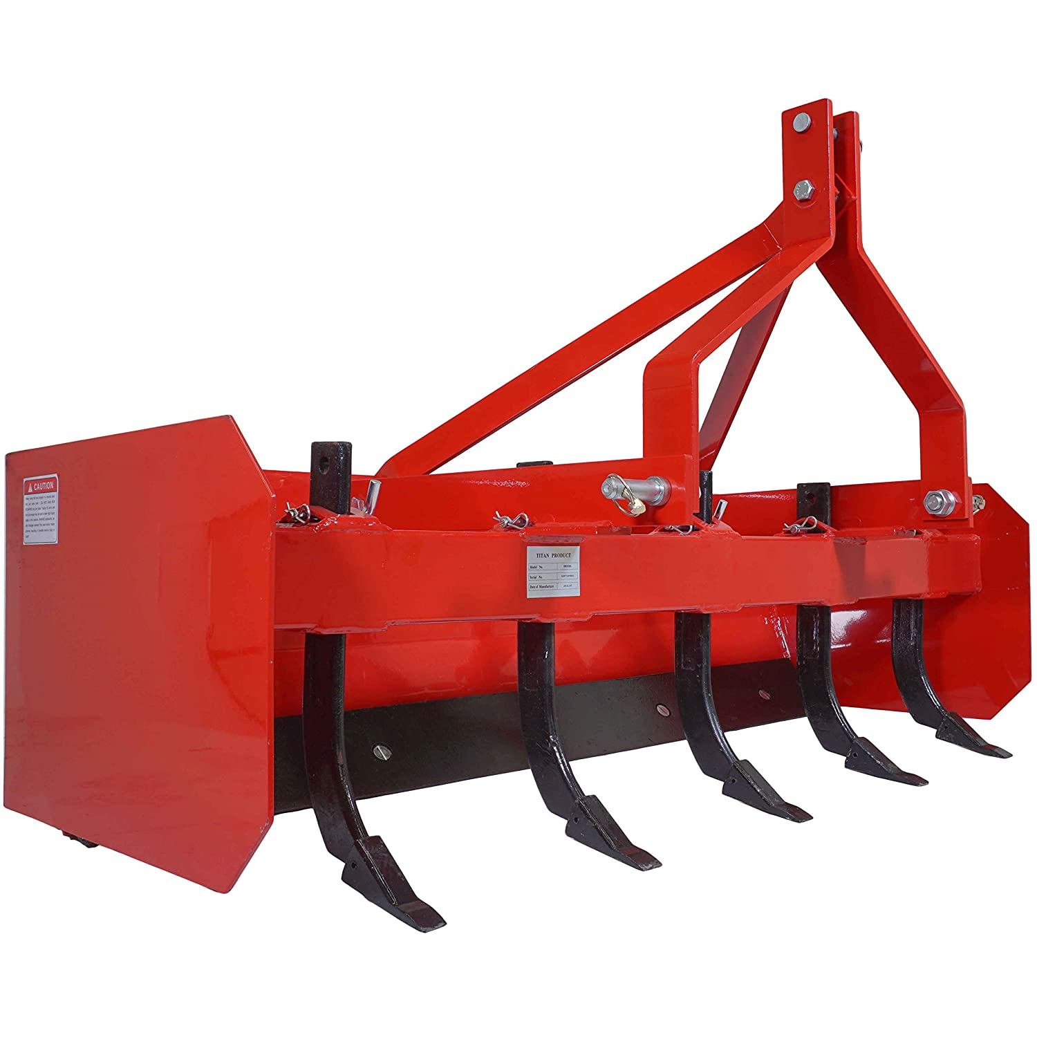 Top 5 best garden tractor box blades (2019 Reviews and Buying Guide) 1