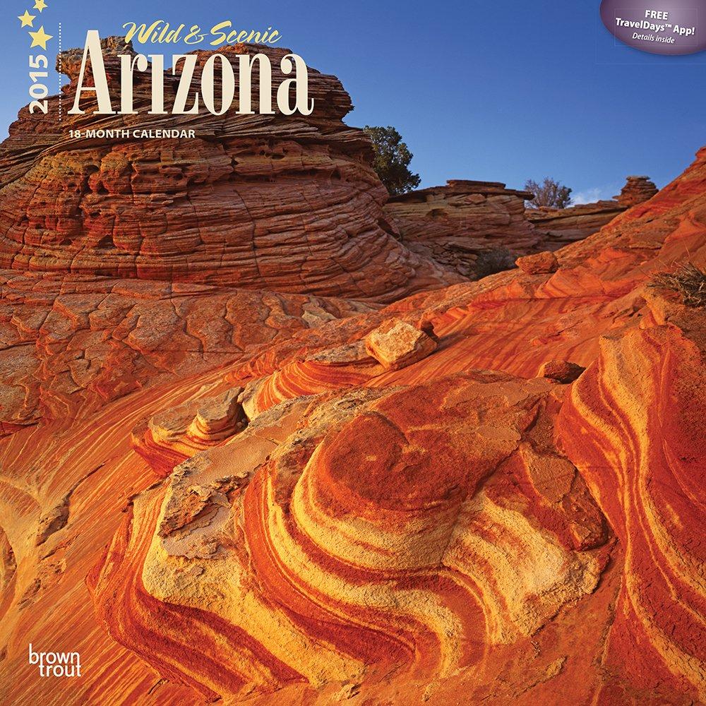 Arizona, Wild & Scenic 2015 Square 12x12 (Multilingual Edition) pdf epub