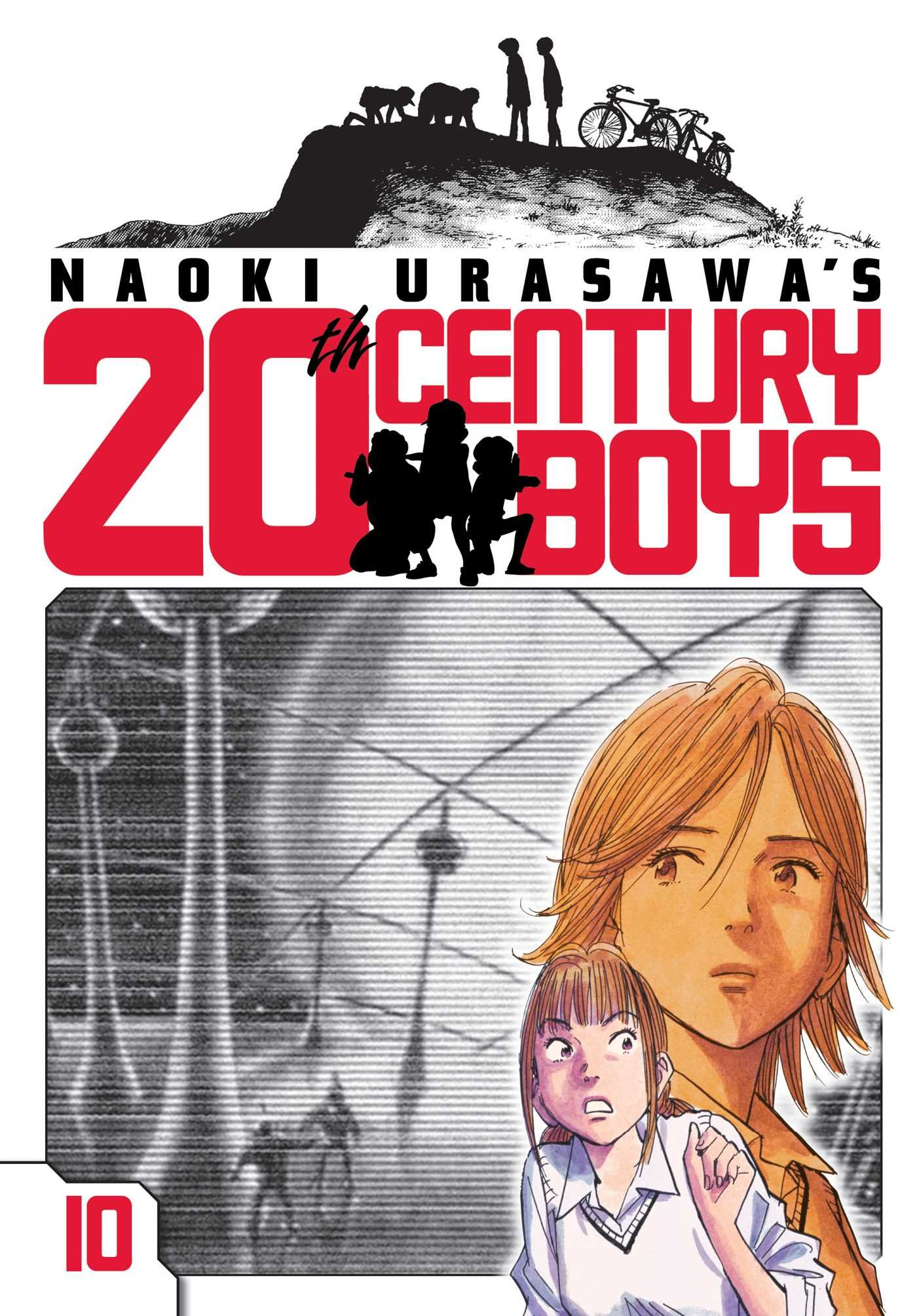 Read Online Naoki Urasawa's 20th Century Boys, Vol. 10 pdf