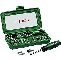 Bosch - 46 Parça Tornavidalı Vidalama ve Lokma Ucu Seti (Promo Versiyon)