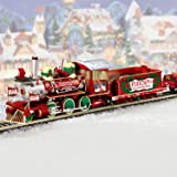 Rudolph's Christmas Town Express: Collectible Rudolph Train Set by Hawthorne Village