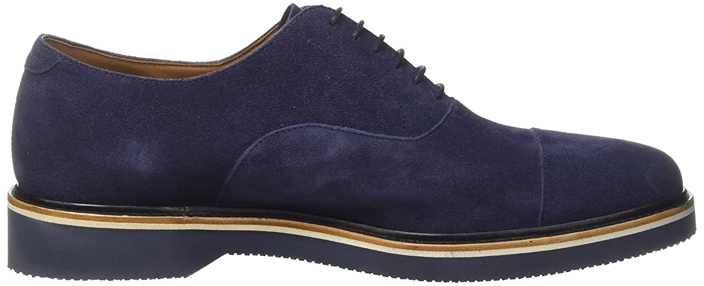 45566, Oxford Homme - Bleu, 44 EUFratelli Rossetti