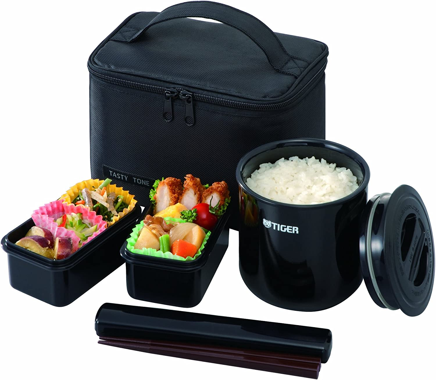 Tiger Thermal Lunch Box