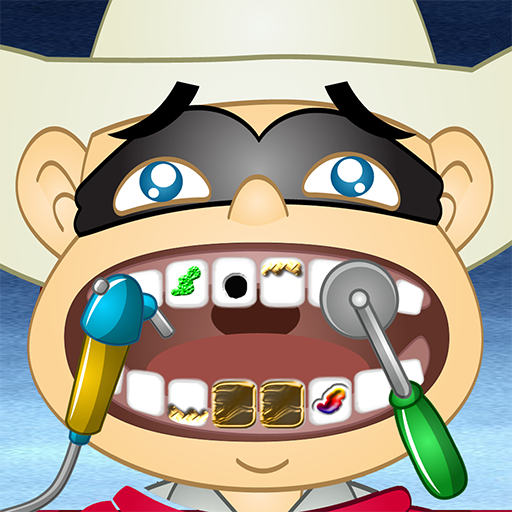 Flappy Little Dentist Office - The Bird - Fun Virtual Kids - Games Fashion Up Sign