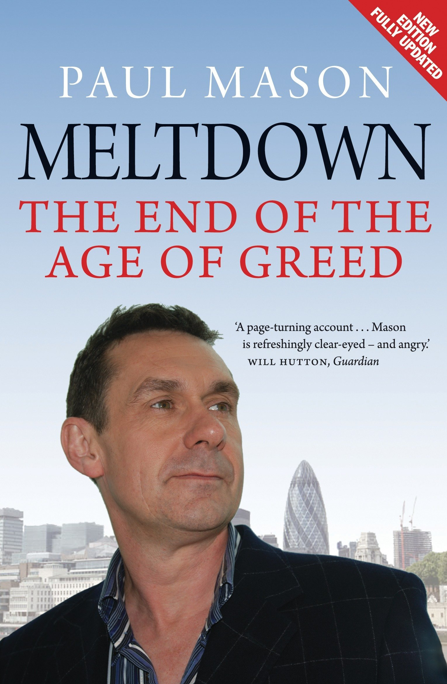 Meltdown: The End of the Age of Greed PDF