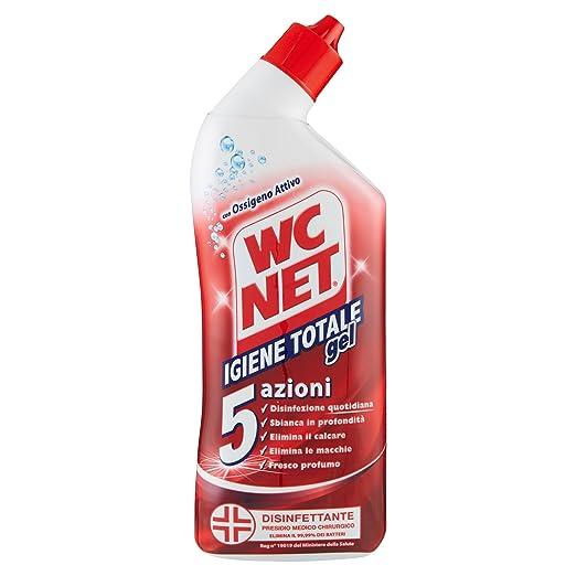 11 opinioni per Wc Net- Pulitore Liquido, Igiene Totale