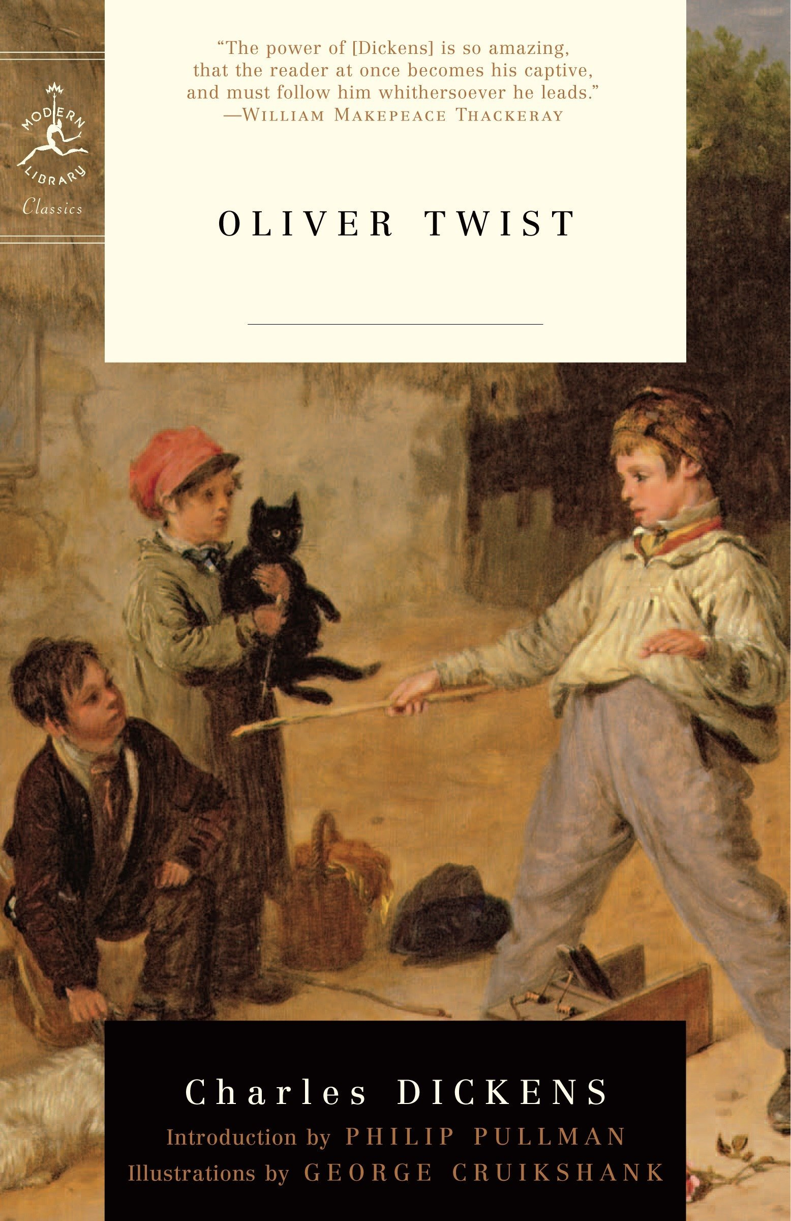 Download Oliver Twist (Modern Library Classics) ebook