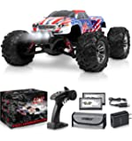 1:16 Scale Large RC Cars 36+ kmh Speed - Boys Remote Control Car 4x4 Off Road Monster Truck Electric - All Terrain…