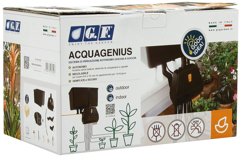 G.F. 8000-6300 Acquagenius Sistema di Irrigazione a Goccia per ...