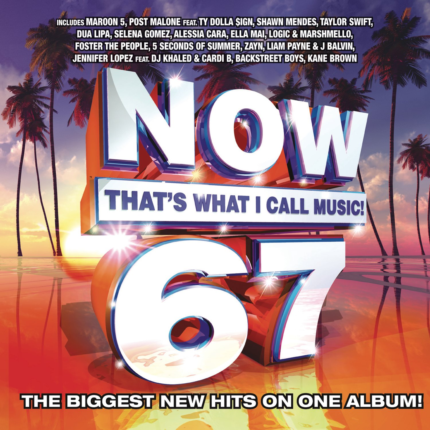 Now That's What I Call Music Vol. 67 by Sony Legacy