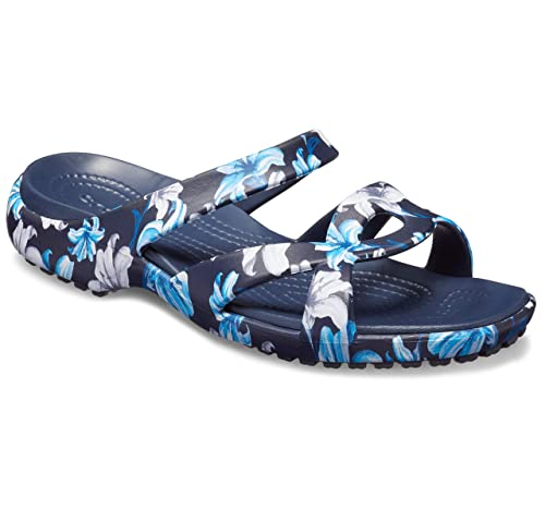 f6c9110bb605 crocs Womens Meleen Twist Graphic Sandal  Buy Online at Low Prices in India  - Amazon.in