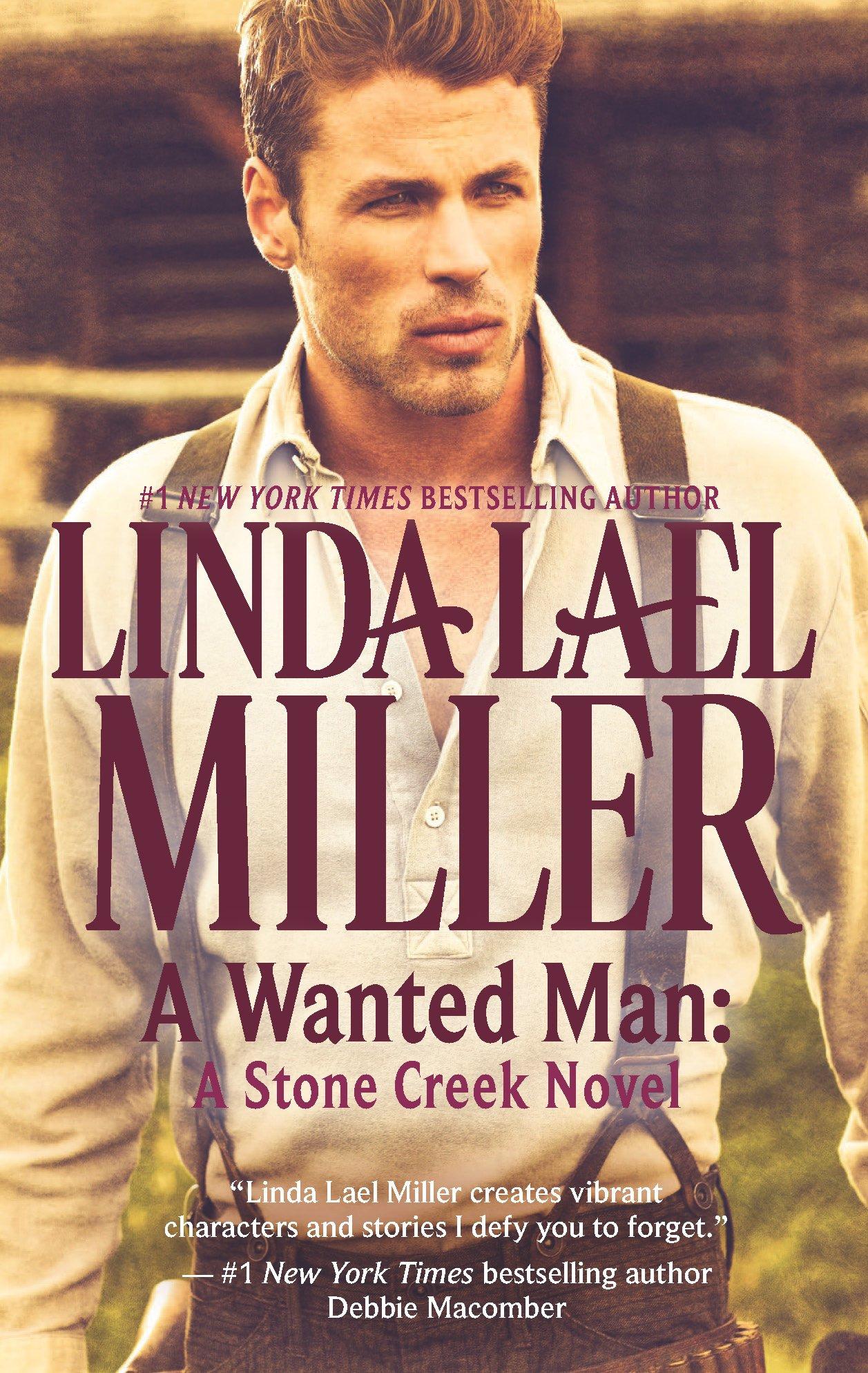 A Wanted Man: A Stone Creek Novel PDF