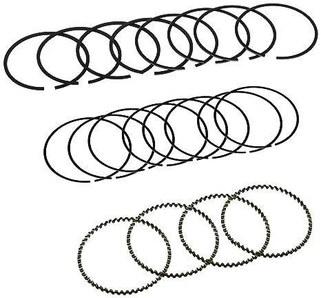 Amazon Com Hastings 2c4451 4 Cylinder Piston Ring Set Automotive