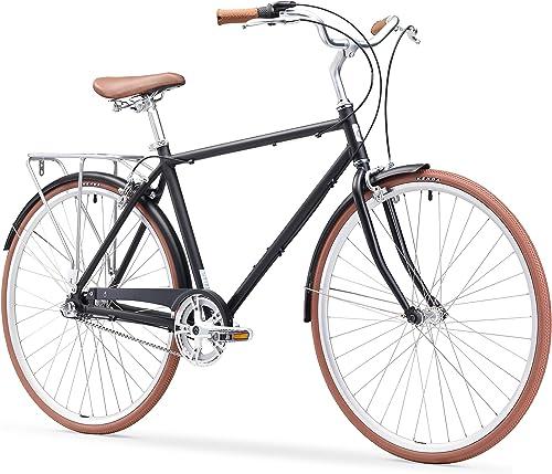 sixthreezero Ride in The Park Men's 3-Speed Touring City Bike