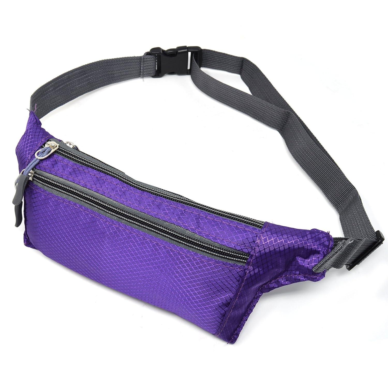 Bumbags e borse per esterni viaggi escursioni sport marsupio in vita Fanny Packs Smart vacanza denaro cintura sui fianchi della confezione, Red, 37cm x 15cm x 10cm 37cm x 15cm x 10cm Xelay UK