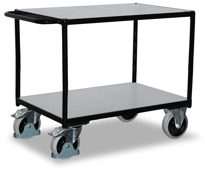 Variofit más difícil de la mesa de carro con 2 carga, ESD ...
