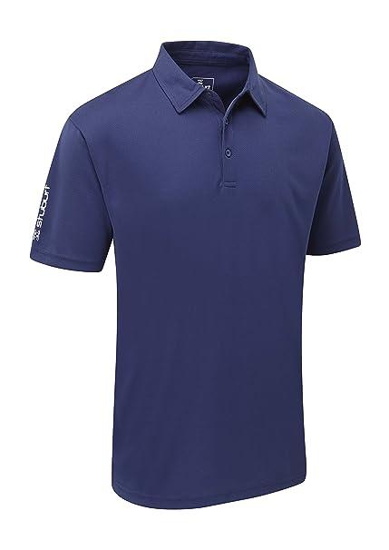 Stuburt Sport Tech Polo - Camiseta Hombre: Amazon.es: Ropa y ...