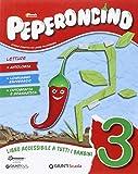 Peperoncino. Con e-book. Con espansione online. Per la Scuola elementare: 3