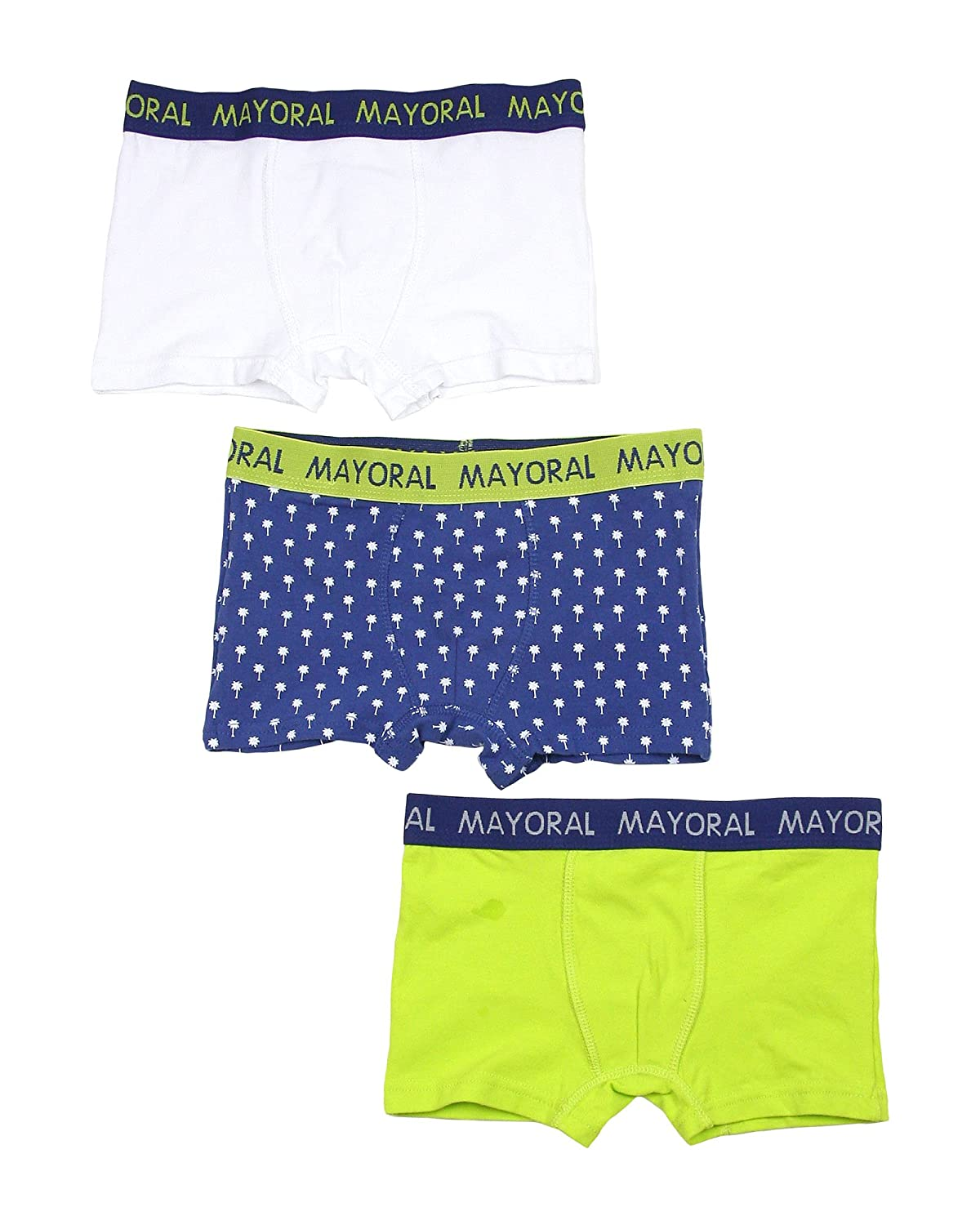 Mayoral Boy's 3-piece Boxers Set , Sizes 2-14 Sizes 2-14 (2)